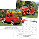 Classic Trucks Wall Calendars